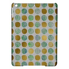 Green And Golden Dots Pattern                      Samsung Galaxy Note 3 N9005 Case (black) by LalyLauraFLM