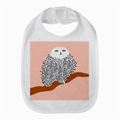 Animals Bird Owl Pink Polka Dots Amazon Fire Phone by Mariart