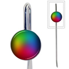Bright Lines Resolution Image Wallpaper Rainbow Book Mark by Mariart