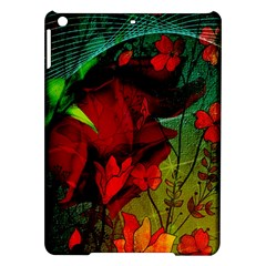 Flower Power, Wonderful Flowers, Vintage Design Ipad Air Hardshell Cases by FantasyWorld7