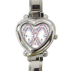Free Symbol Hands Heart Italian Charm Watch by Mariart