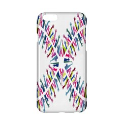 Free Symbol Hands Apple Iphone 6/6s Hardshell Case by Mariart