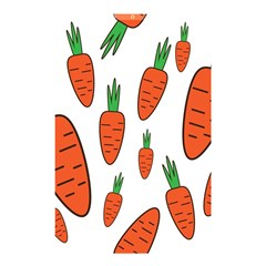 Fruit Vegetable Carrots Shower Curtain 48  X 72  (small)  by Mariart