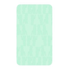 Line Blue Chevron Memory Card Reader by Mariart