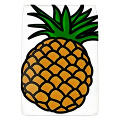 Pineapple Fruite Yellow Green Orange Flap Covers (s)  by Mariart
