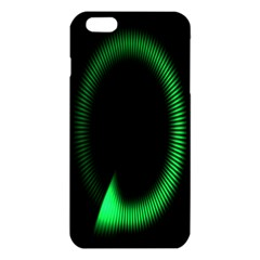Rotating Ring Loading Circle Various Colors Loop Motion Green Iphone 6 Plus/6s Plus Tpu Case by Mariart