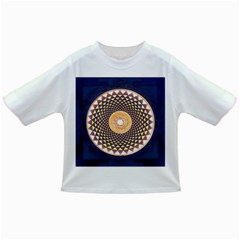 Sahasrara Blue Infant/toddler T Shirts by Mariart