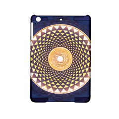 Sahasrara Blue Ipad Mini 2 Hardshell Cases by Mariart