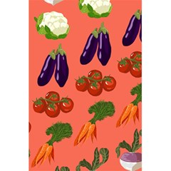 Vegetable Carrot Tomato Pumpkin Eggplant 5 5  X 8 5  Notebooks by Mariart