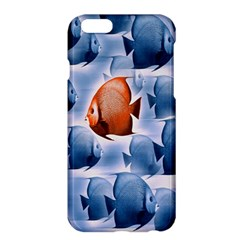 Swim Fish Apple Iphone 6 Plus/6s Plus Hardshell Case by Mariart