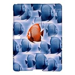 Swim Fish Samsung Galaxy Tab S (10 5 ) Hardshell Case  by Mariart