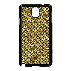 Scales2 Black Marble & Gold Foil (r) Samsung Galaxy Note 3 Neo Hardshell Case (black)
