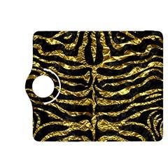 Skin2 Black Marble & Gold Foil Kindle Fire Hdx 8 9  Flip 360 Case by trendistuff