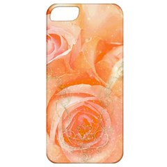 Flower Power, Wonderful Roses, Vintage Design Apple Iphone 5 Classic Hardshell Case by FantasyWorld7