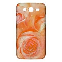 Flower Power, Wonderful Roses, Vintage Design Samsung Galaxy Mega 5 8 I9152 Hardshell Case  by FantasyWorld7