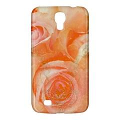 Flower Power, Wonderful Roses, Vintage Design Samsung Galaxy Mega 6 3  I9200 Hardshell Case by FantasyWorld7