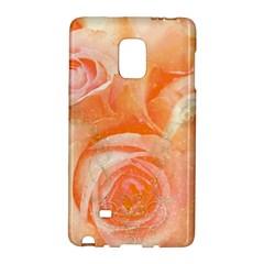 Flower Power, Wonderful Roses, Vintage Design Galaxy Note Edge by FantasyWorld7