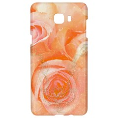 Flower Power, Wonderful Roses, Vintage Design Samsung C9 Pro Hardshell Case  by FantasyWorld7