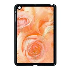 Flower Power, Wonderful Roses, Vintage Design Apple Ipad Mini Case (black) by FantasyWorld7