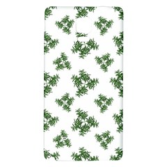 Nature Motif Pattern Design Galaxy Note 4 Back Case by dflcprints