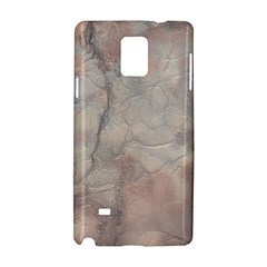 Marbled Structure 5a Samsung Galaxy Note 4 Hardshell Case by MoreColorsinLife