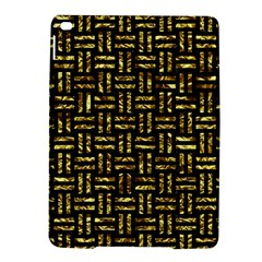 Woven1 Black Marble & Gold Foil Ipad Air 2 Hardshell Cases by trendistuff