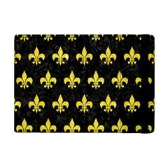 Royal1 Black Marble & Gold Glitter (r) Ipad Mini 2 Flip Cases by trendistuff