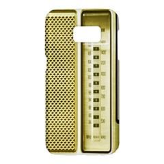 I Love My Radio! Samsung Galaxy S7 Hardshell Case
