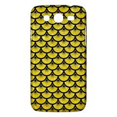 Scales3 Black Marble & Gold Glitter (r) Samsung Galaxy Mega 5 8 I9152 Hardshell Case  by trendistuff