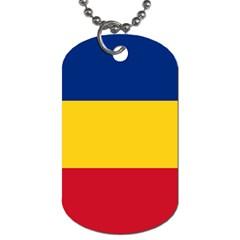 Gozarto Flag Dog Tag (one Side) by abbeyz71