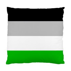 And Stripes Standard Cushion Case (one Side) by AllOverIt