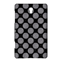 Circles2 Black Marble & Gray Colored Pencil Samsung Galaxy Tab S (8 4 ) Hardshell Case  by trendistuff