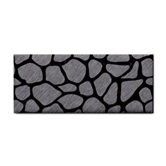 Skin1 Black Marble & Gray Colored Pencil Cosmetic Storage Cases by trendistuff