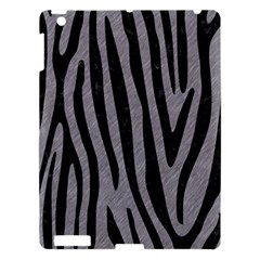Skin4 Black Marble & Gray Colored Pencil Apple Ipad 3/4 Hardshell Case by trendistuff