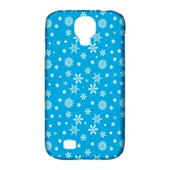 Xmas Pattern Samsung Galaxy S4 Classic Hardshell Case (pc+silicone) by Valentinaart