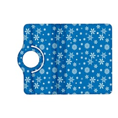 Xmas Pattern Kindle Fire Hd (2013) Flip 360 Case by Valentinaart