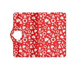Xmas Pattern Kindle Fire Hdx 8 9  Flip 360 Case by Valentinaart