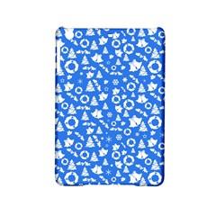 Xmas Pattern Ipad Mini 2 Hardshell Cases by Valentinaart