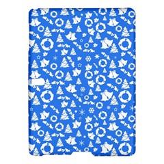 Xmas Pattern Samsung Galaxy Tab S (10 5 ) Hardshell Case  by Valentinaart