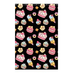 Sweet Pattern Shower Curtain 48  X 72  (small)  by Valentinaart