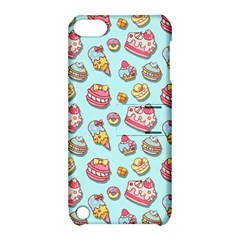 Sweet Pattern Apple Ipod Touch 5 Hardshell Case With Stand by Valentinaart