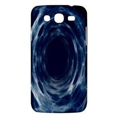 Worm Hole Line Space Blue Samsung Galaxy Mega 5 8 I9152 Hardshell Case  by Mariart