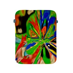 Acrobat Wormhole Transmitter Monument Socialist Reality Rainbow Apple Ipad 2/3/4 Protective Soft Cases by Mariart