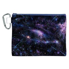 Animation Plasma Ball Going Hot Explode Bigbang Supernova Stars Shining Light Space Universe Zooming Canvas Cosmetic Bag (xxl) by Mariart