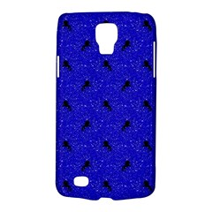 Unicorn Pattern Blue Galaxy S4 Active by MoreColorsinLife
