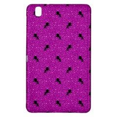 Unicorn Pattern Pink Samsung Galaxy Tab Pro 8 4 Hardshell Case