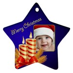 Jane My little star 2 Ornament (star)