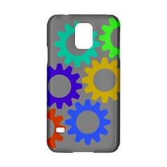 Gear Transmission Options Settings Samsung Galaxy S5 Hardshell Case  by Nexatart