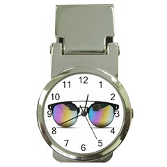 Sunglasses Shades Eyewear Money Clip Watches by Nexatart