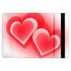 Heart Love Romantic Art Abstract Ipad Air Flip by Nexatart